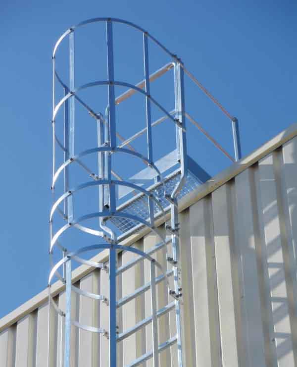 escaleras fijas para exteriores venta con o sin instalaci n